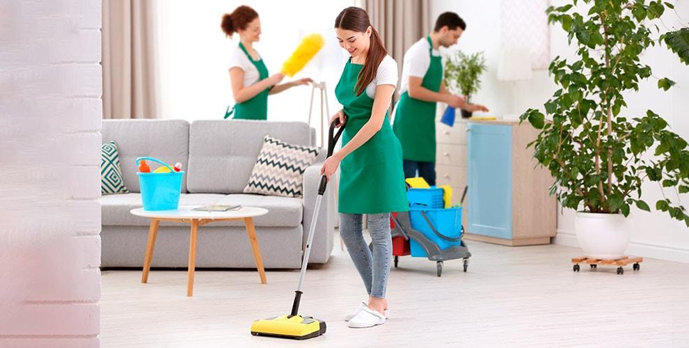 Генеральная уборка жилых помещений