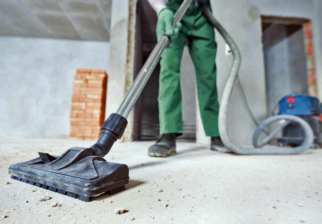 Послестроительная уборка жилых помещений